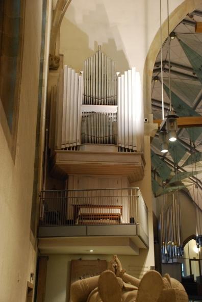 Chororgel der Stiftskirche