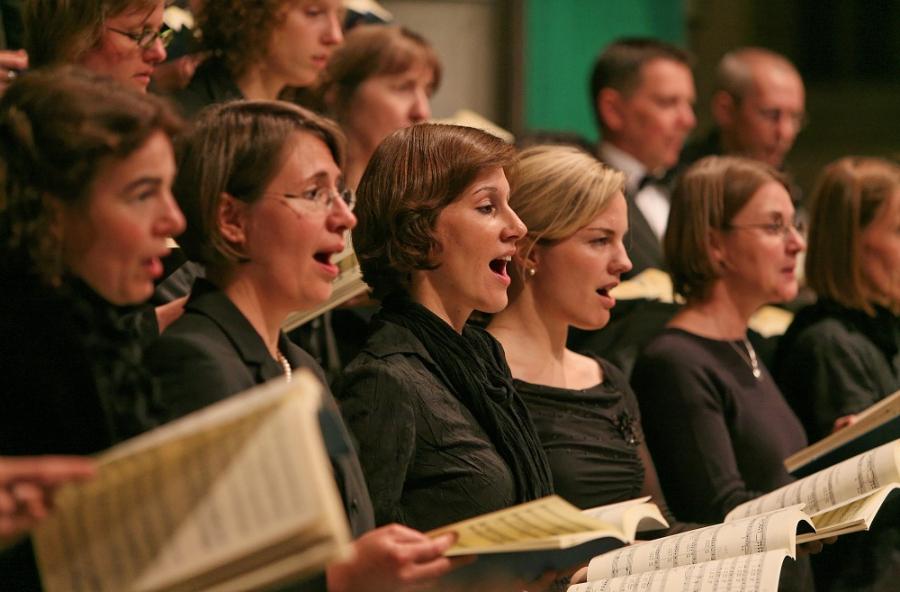 Sonderkonzert | 09./10.11.2007 | Georg Friedrich Händel: Israel in Egypt
