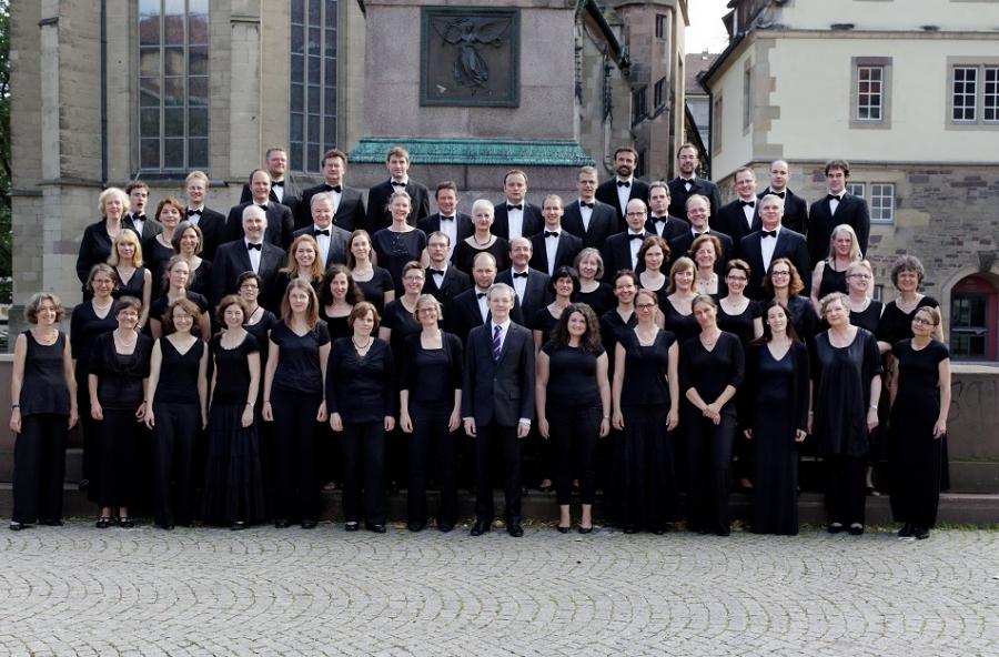 Stuttgarter Kantorei, Juni 2013