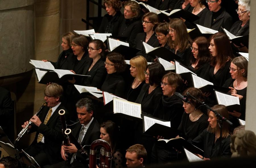 Karfreitagskonzert 2014, Franz Schmidt: Das Buch mit den sieben Siegeln
