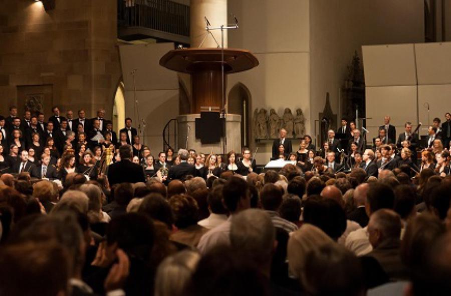 Konzert Karfreitag 2011 © Michele Danzé