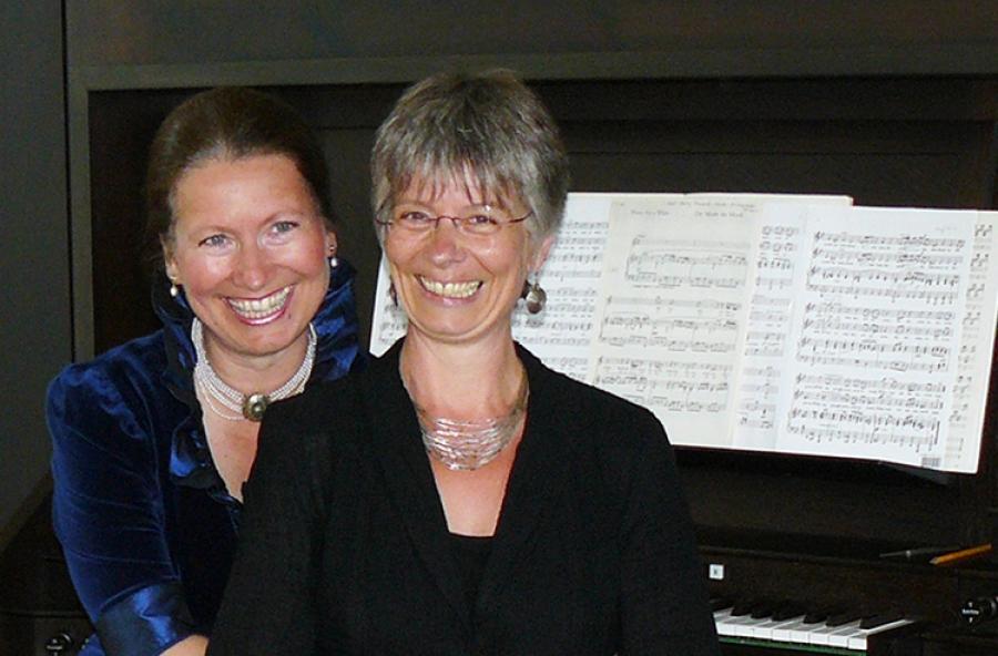 Ursula Fiedler & Renate Meyhöfer-Bratschke