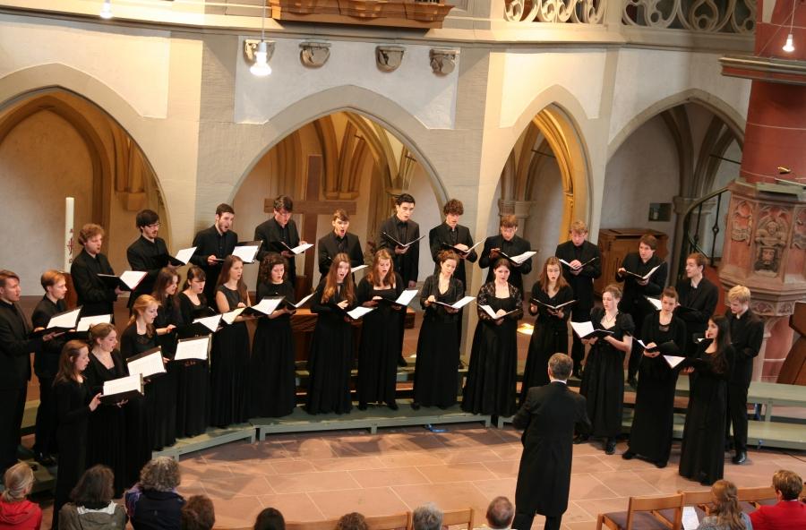 Kammerchor der Musikhochschule Stuttgart