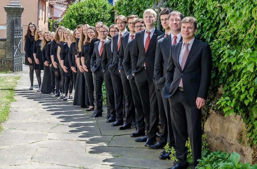 Camerata Vocalis Tübingen / Philipp Amelung