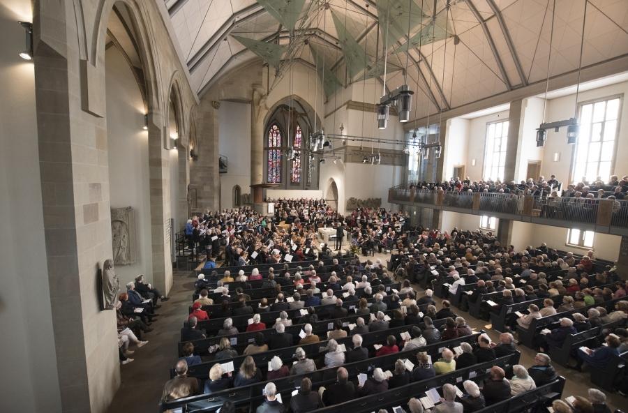 Kantate zum 12. Sonntag nach Trinitatis