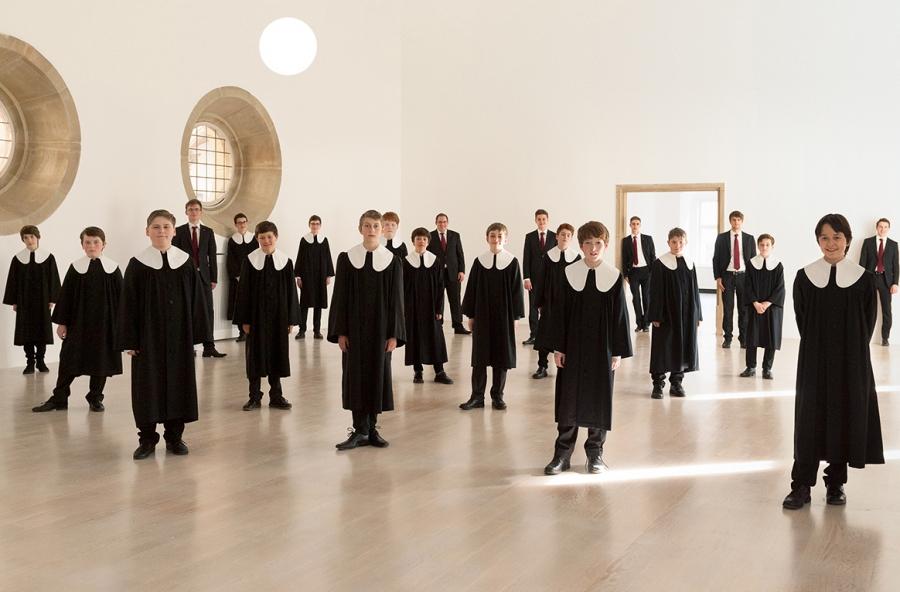 Stuttgarter Hymnus-Chorknaben / Rainer Homburg