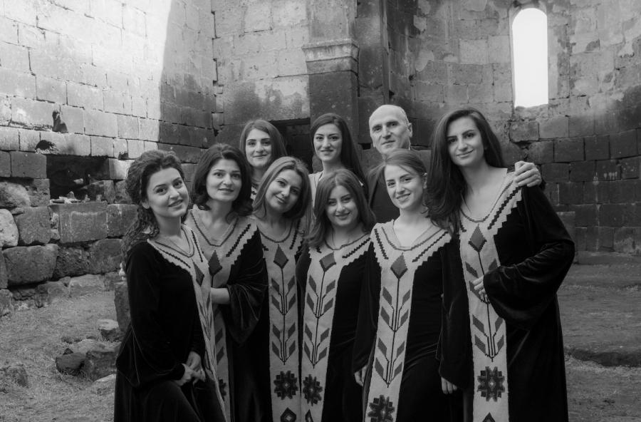 Geghard Ensemble / Anahit Papayan
