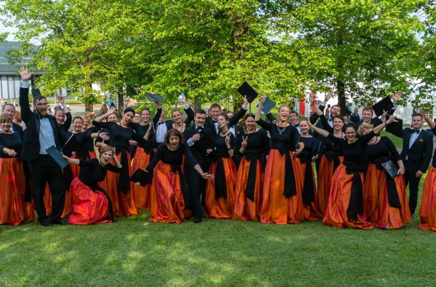 [27] Chorkunst aus dem Baltikum