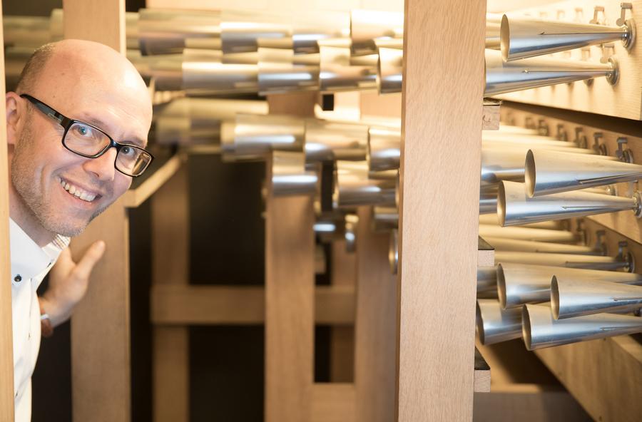 Markus Eichenlaub, Foto: Georg Knoll