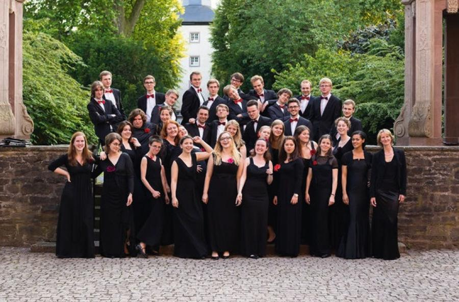 Kammerchor der Musikhochschule Detmold / Anne Kohler