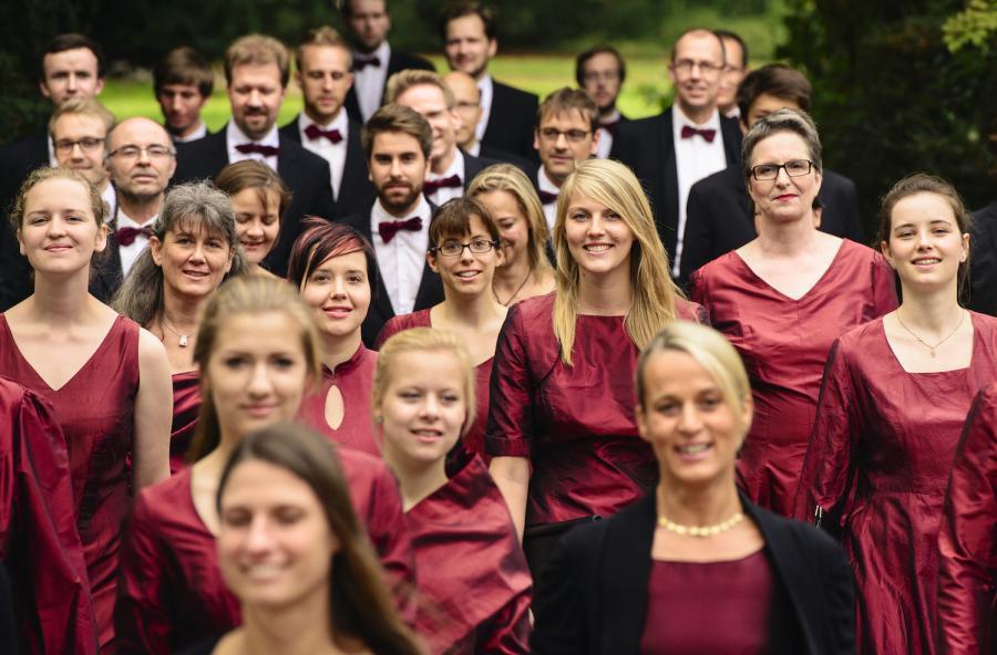 Kammerchor I Vocalisti / Hans-Joachim Lustig