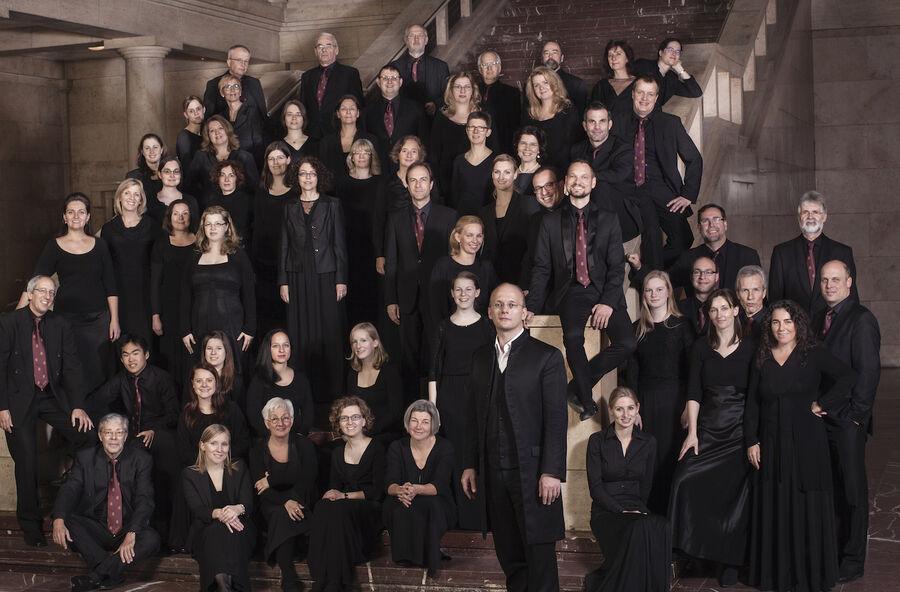 Münchener Bach-Chor / Hansjörg Albrecht
