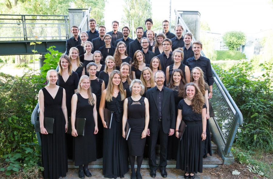 Kammerchor der Hochschule für Musik und Theater Hamburg / Cornelius Trantow