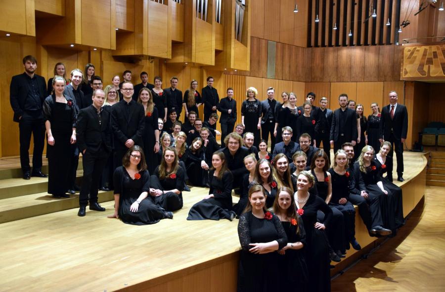Madrigalchor der Hochschule für Musik und Theater München / Martin Steidler