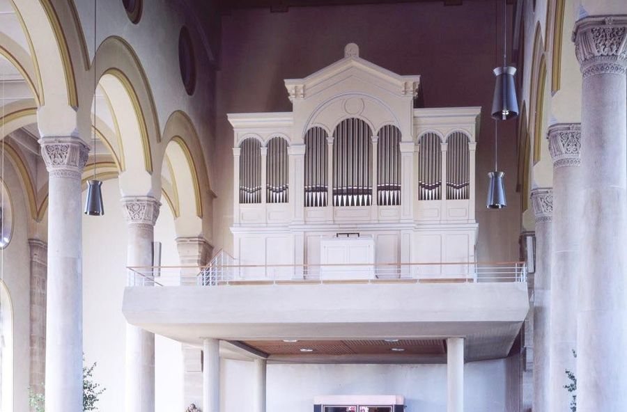 Walcker-Orgel Neuhausen