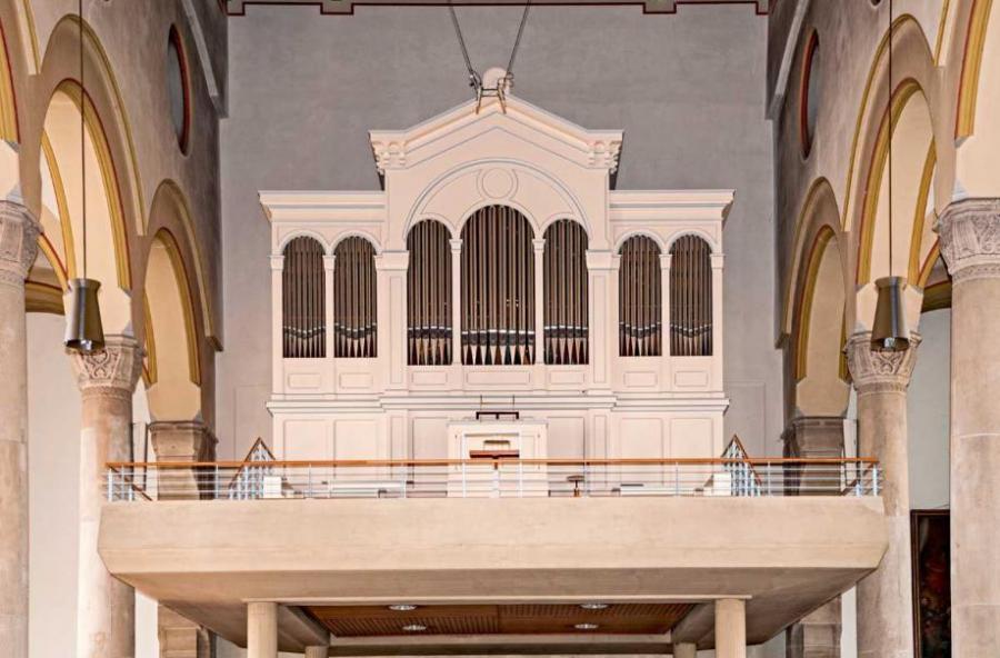 Walcker Orgel Neuhausen