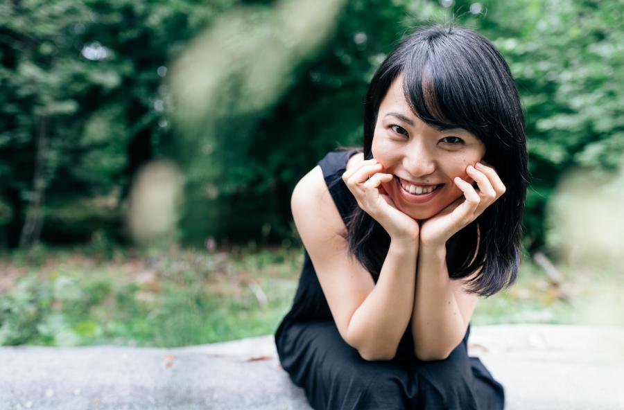 Mami Nagata, 21.8.2020 © Copyright: Verena Ecker