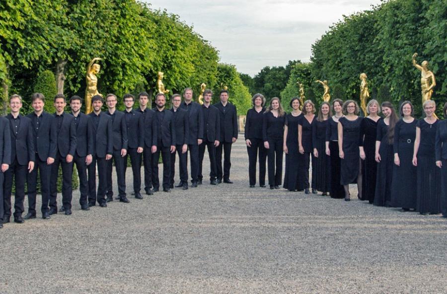 Collegium Vocale Hannover / Florian Lohmann
