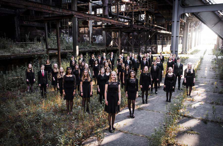 Jugendkonzertchor der Chorakademie Dortmund / Felix Heitmann