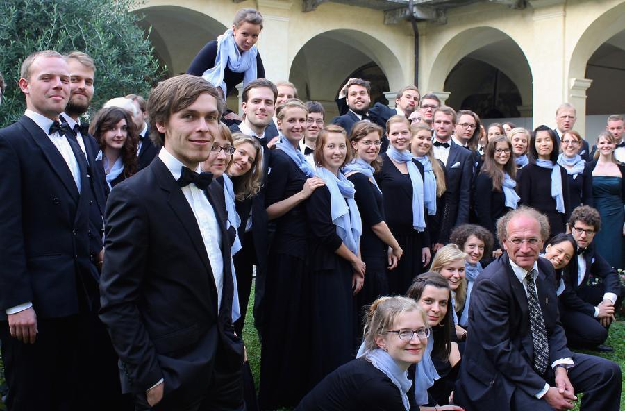 Kammerchor der Hochschule für Musik Weimar / Jürgen Puschbeck