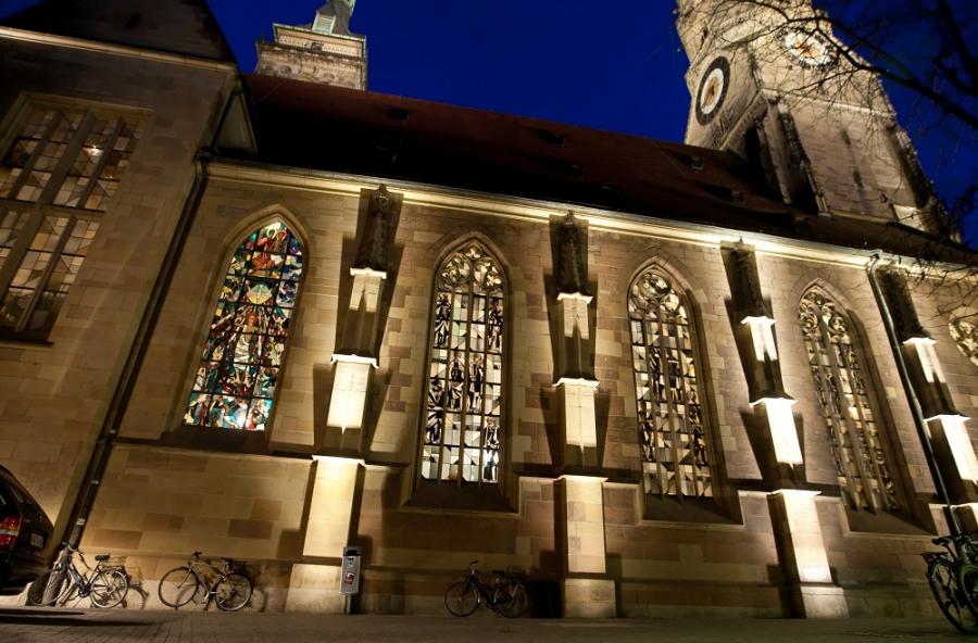 Stiftskirche © Christian Hass