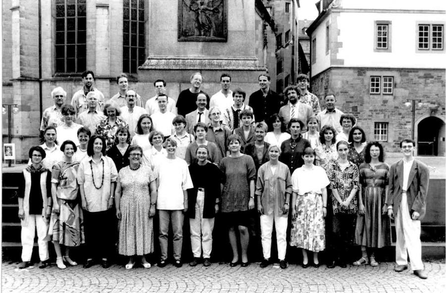 Die Stuttgarter Kantorei 1994