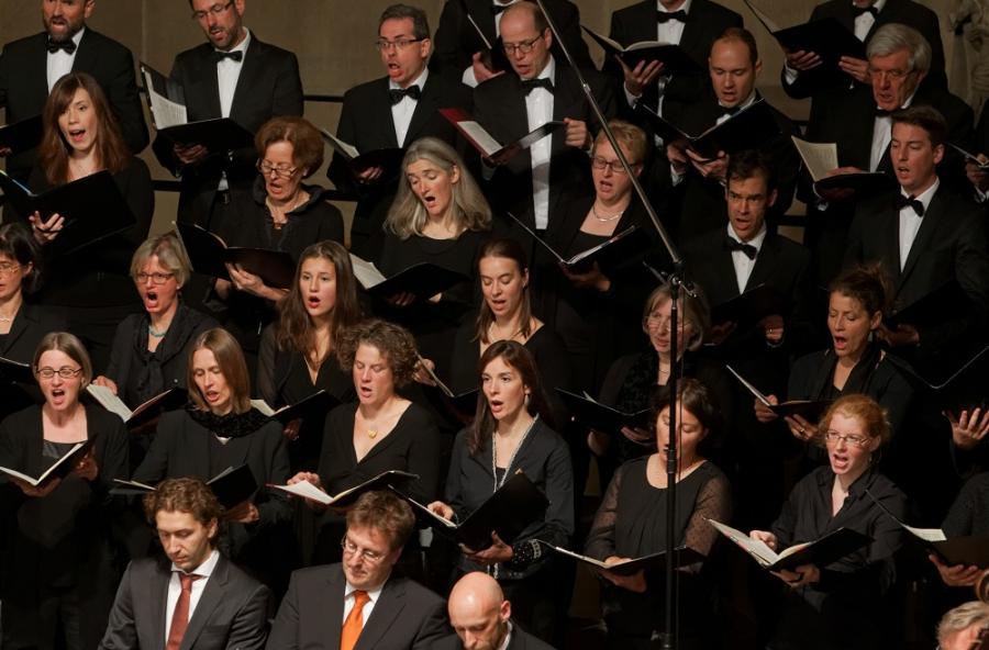 Festkonzert Bach:vokal, 24.10.2014 © Christian Hass