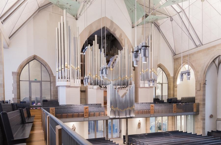 Mühleisen-Orgel  © Irina Sander