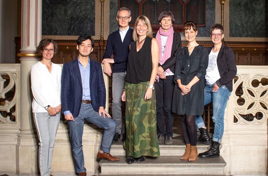 Stiftsmusik-Team (c) Sandra Wolf