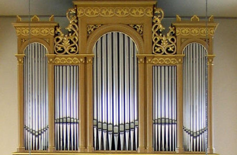 Walcker-Orgel in Hoffenheim