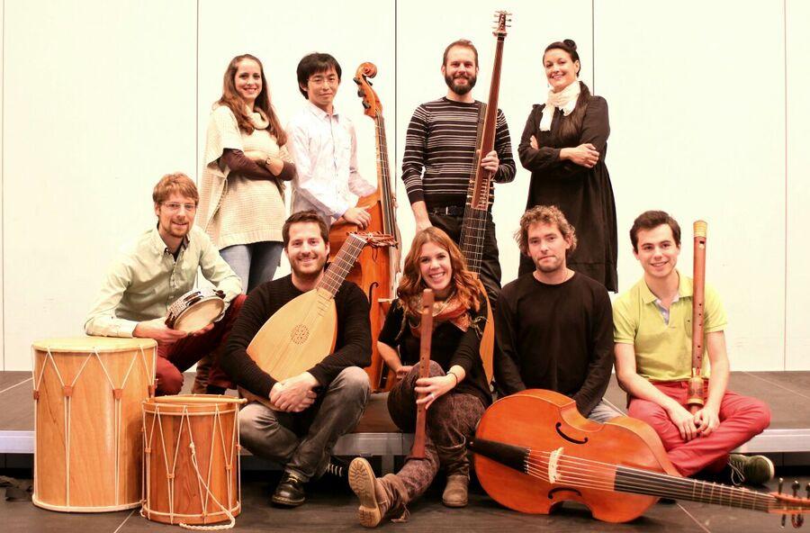 Ensemble La Gallarda