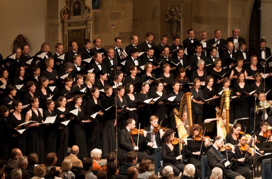 Stuttgarter Kantorei, Stiftsphilharmonie 2011