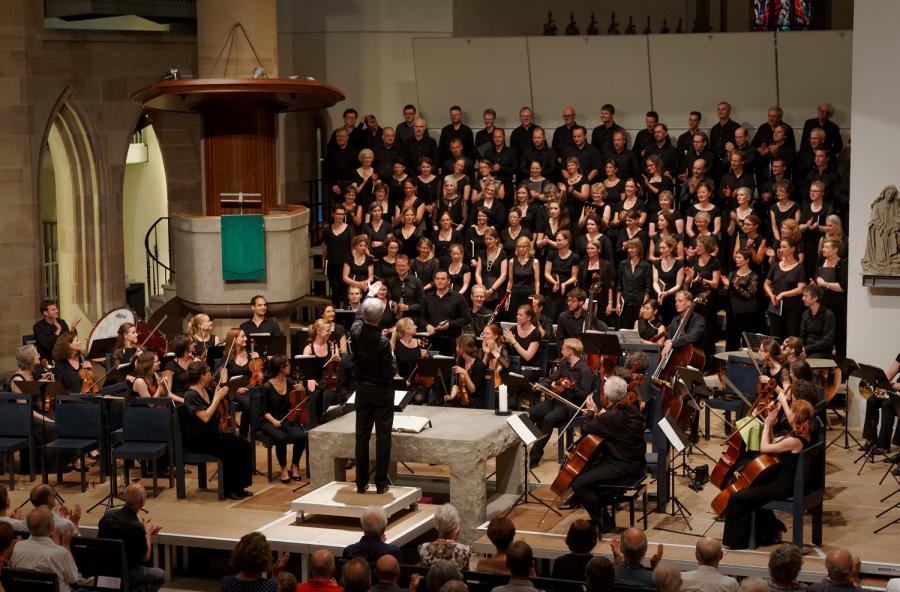 Karfreitagskonzert: Dvořák -Requiem
