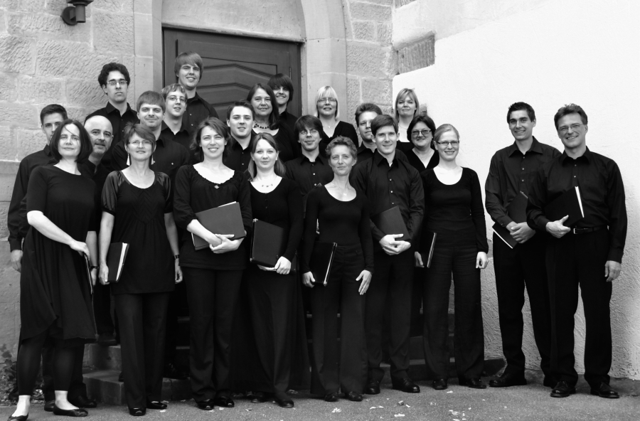 Handel's Company Choir