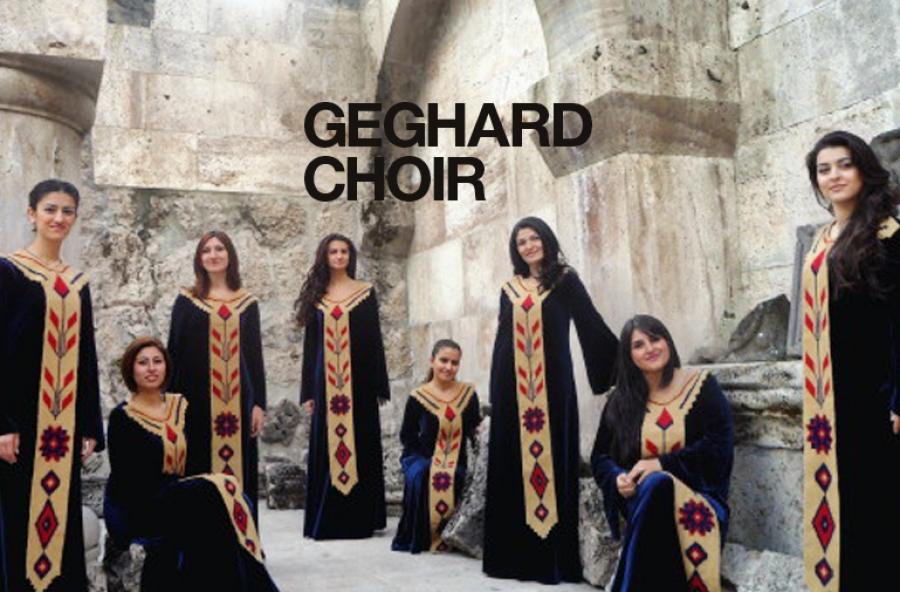 Geghard Vokalensemble (Armenien) / Anahit Papayan