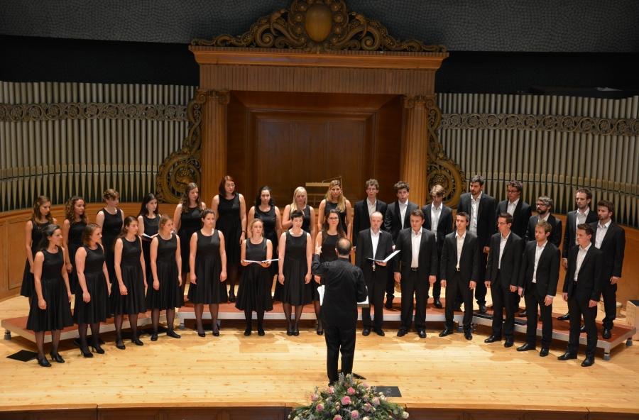 Kammerchor & Jugendchor Konservatorium Winterthur / Christoph Bachmann