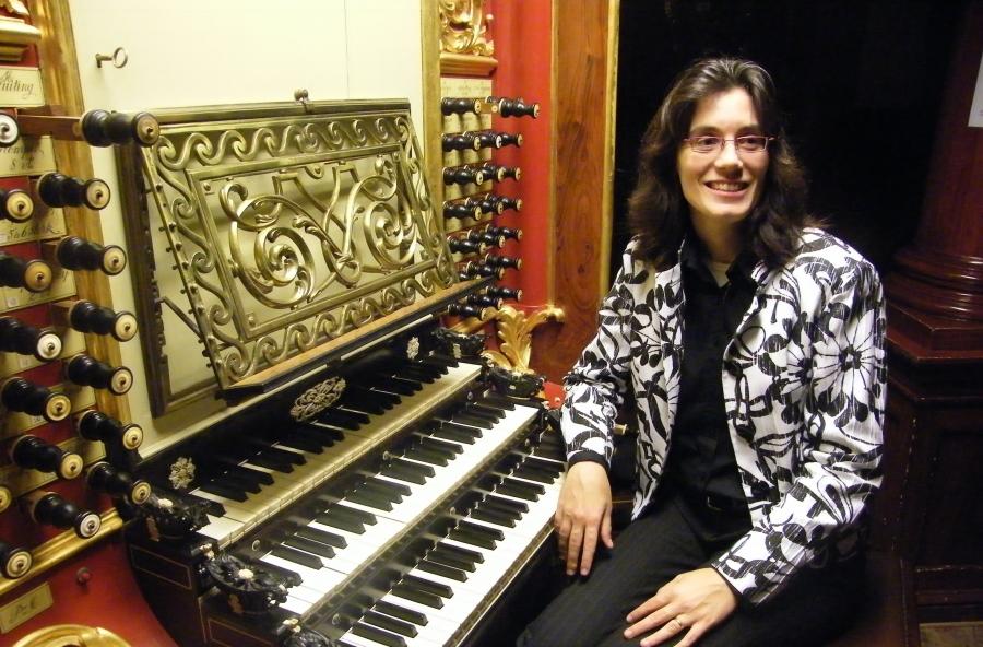 Susanna Veerman (Amsterdam), Orgel