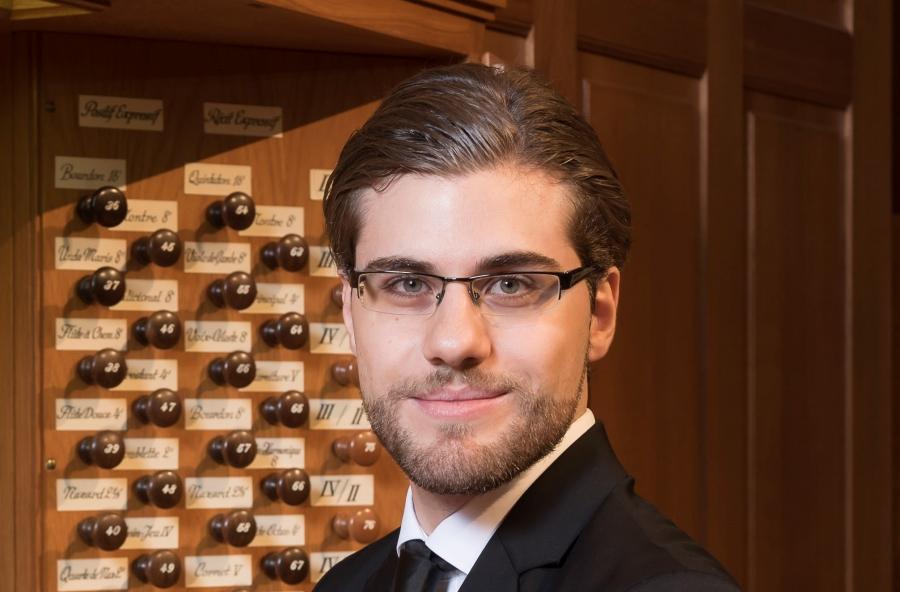 Davide Mariano (Wien), Orgel