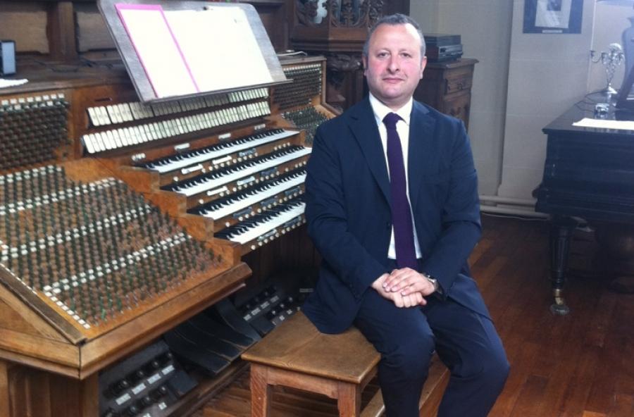 Frédéric Blanc (Paris), Orgel